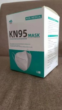 KN95 Face Mask Box High Quality Protection Mask DTC3W N95